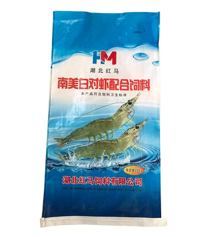 南美白对虾配合饲料